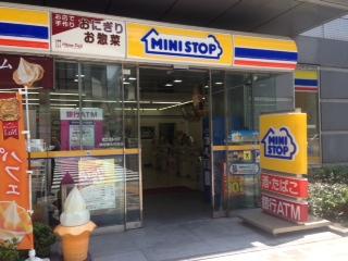 4号店のミニストップ神田美土代町店をリニューアルオープン!