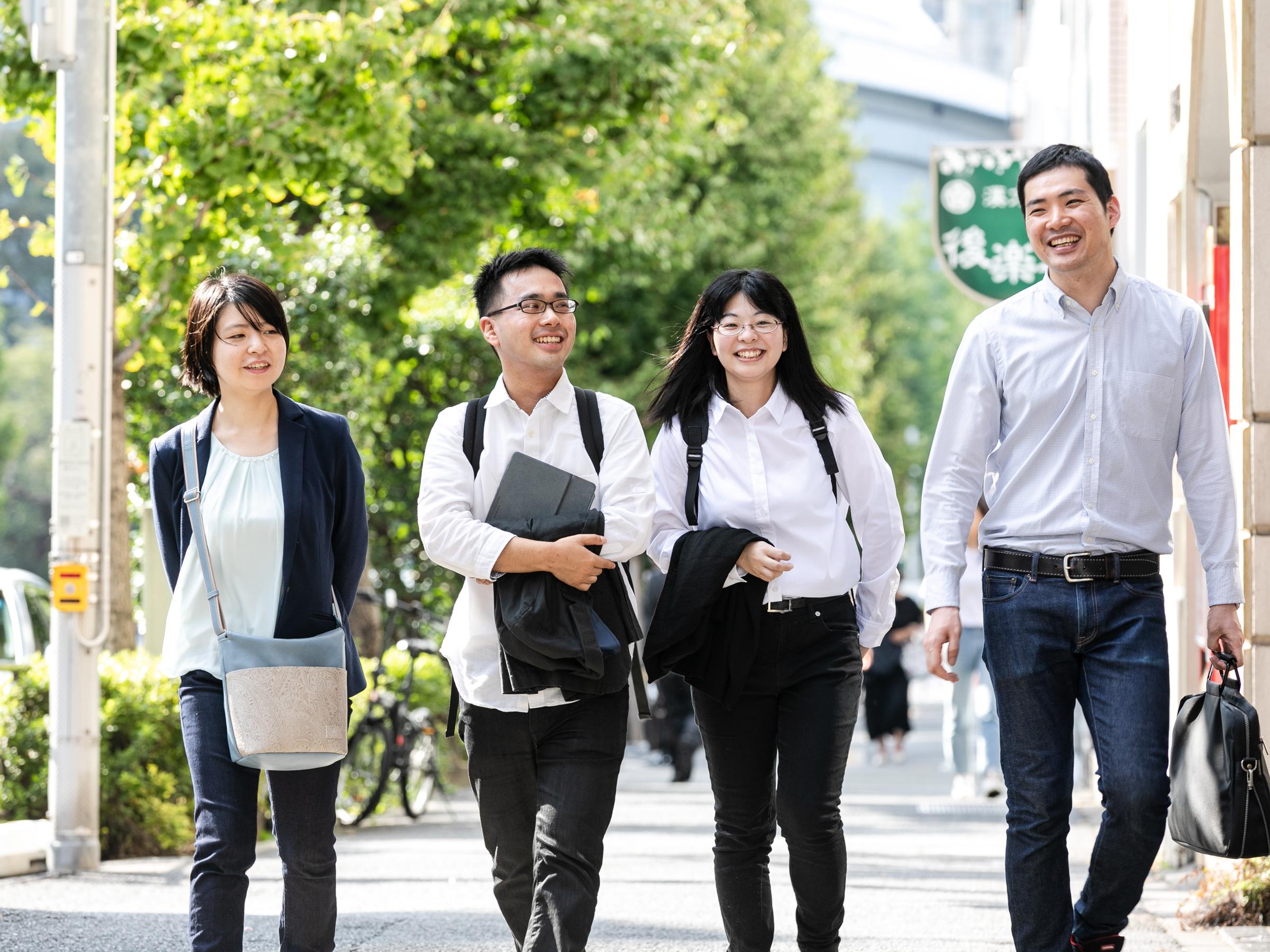 2022年新卒採用 業績好調につき採用予定を増枠
